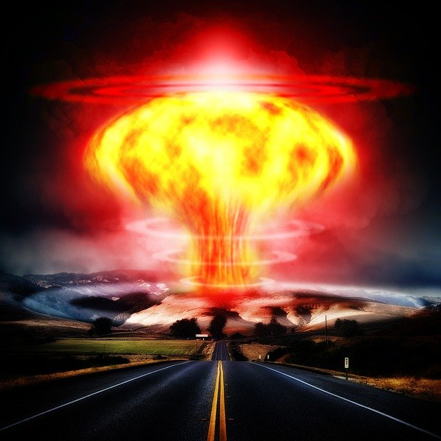 American Hiroshima – Nuclear Attacks on Multiple U.S. Cities