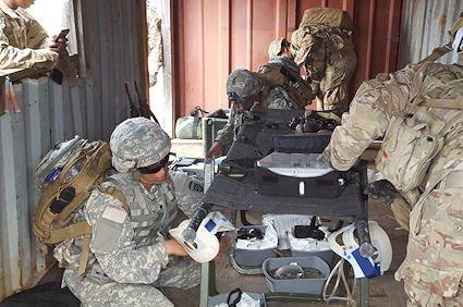 U.S. Army Ranger Airborne Combat Medics