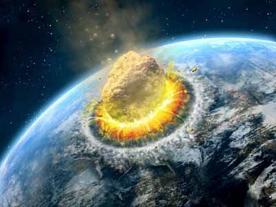 How to Survive A Collision With An Asteroid