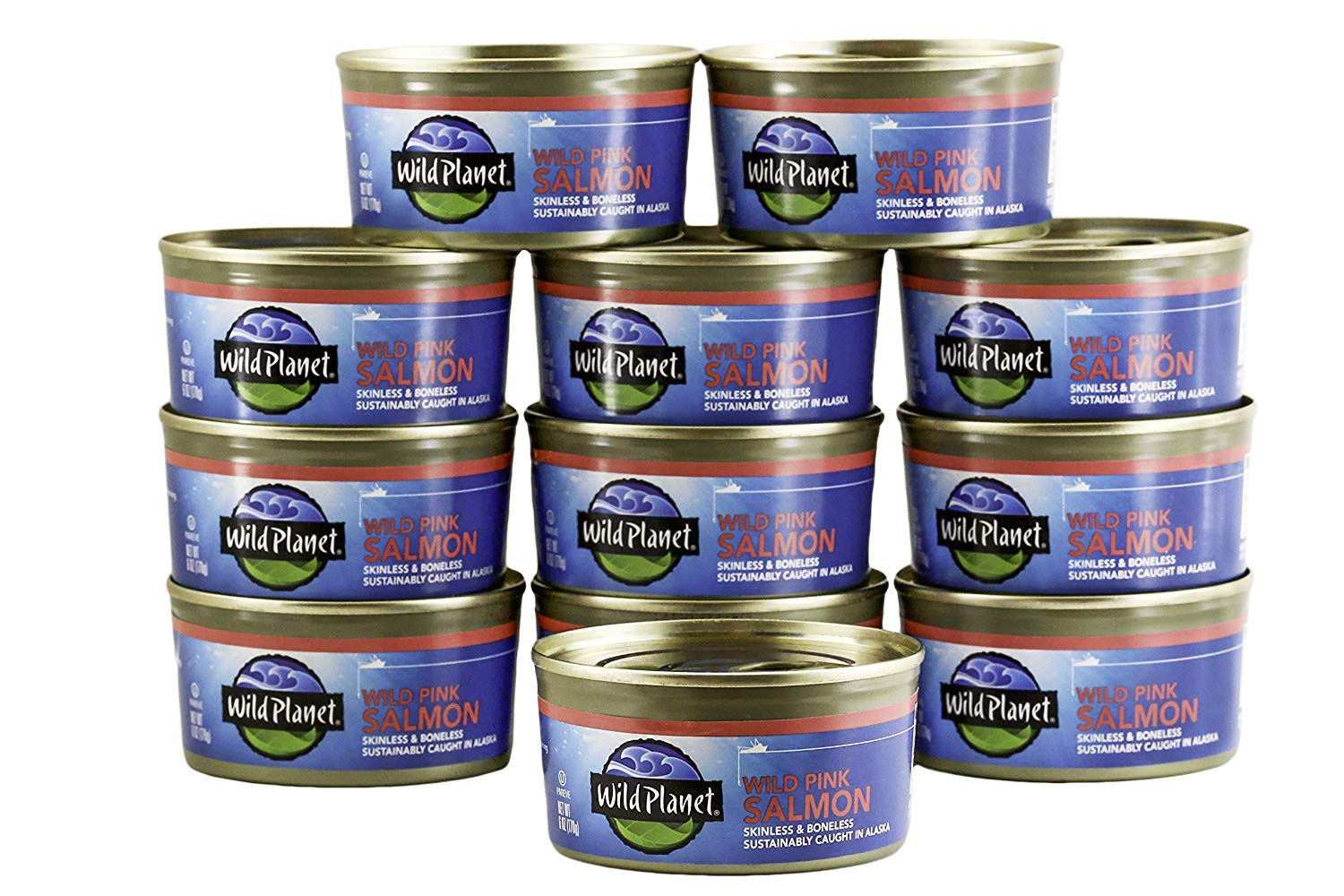 best survival foods 1 canned salmon
