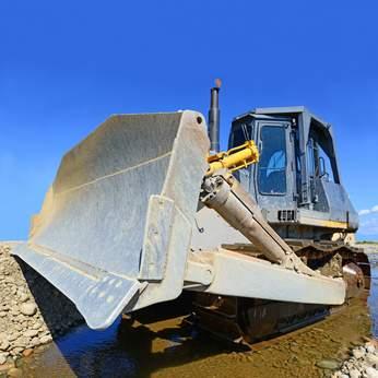 Bulldozers – The Ultimate Doomsday Prep