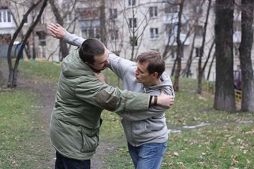 Combat Sambo for Self Defense