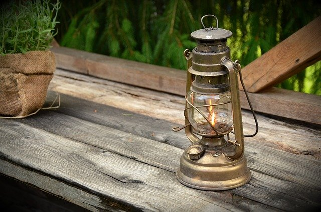 Kerosene – A Light and Heat Source in a Survival Situation