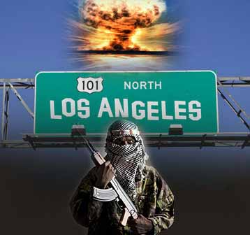 Surviving A Los Angeles Terrorist Attack: Brutal and Shocking