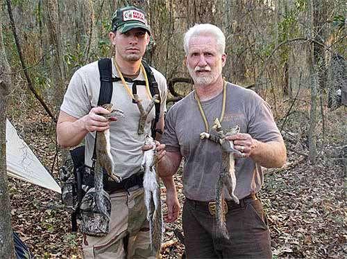 Survival Hunting: Slingshots and Primitive Skills