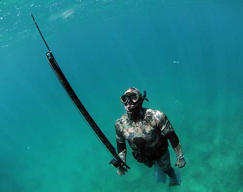 Spearfishing – How to Survive a Waterworld Apocalypse