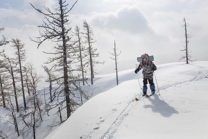 How Snow Shoes and Cross Country Skis Can Save Your Life in a Winter Disaster