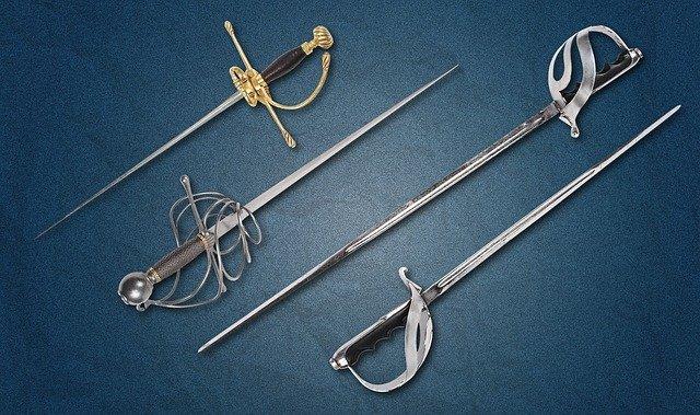 Sword Fighting for Self Defense in a Fallen America