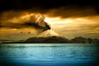 The Top Ten Volcanoes Most Likely to Erupt