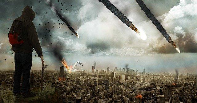 SHTF Plans For Societal & Economic Collapse