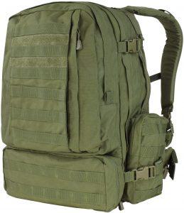 best value survival backpack condor 3 day assault pack