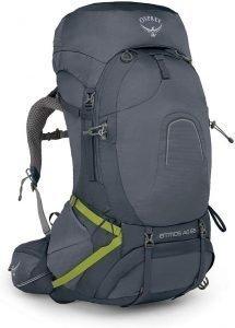 best survival backpack osprey packs atmos ag 65