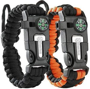 best survival bracelets 6 atomic bear paracord bracelets