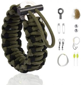 best survival bracelet friendly swede multifunctional paracord bracelet