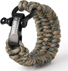 best survival bracelet titan paracord survival bracelet