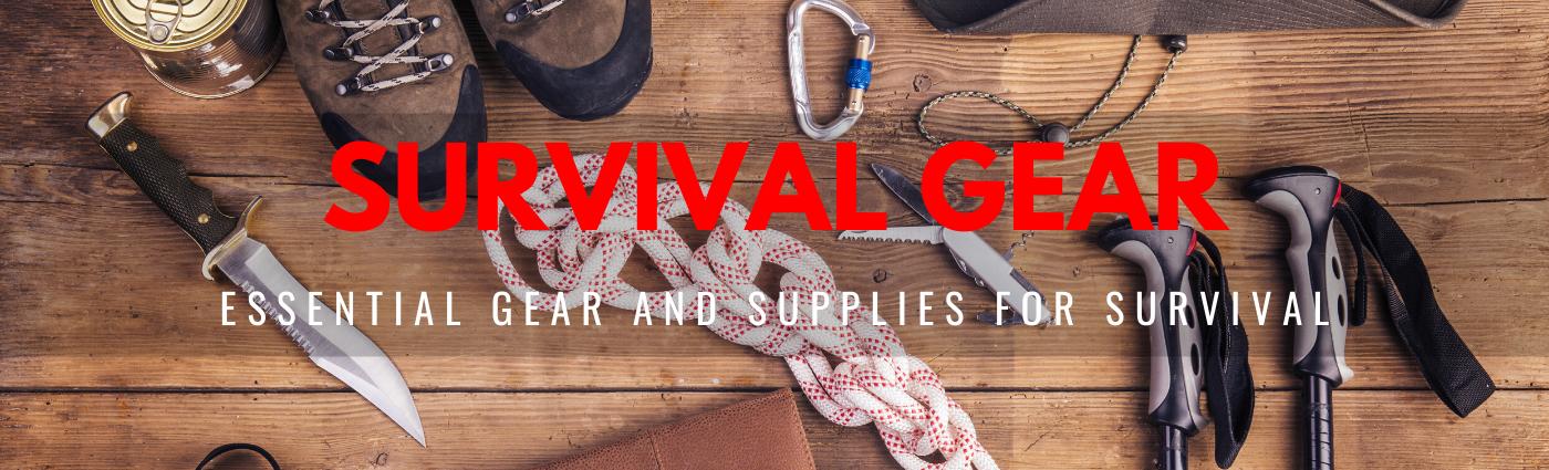 best survival gear guide