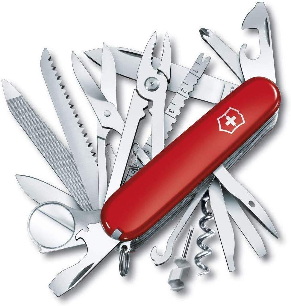 best classic swiss knife victorinox swisschamp