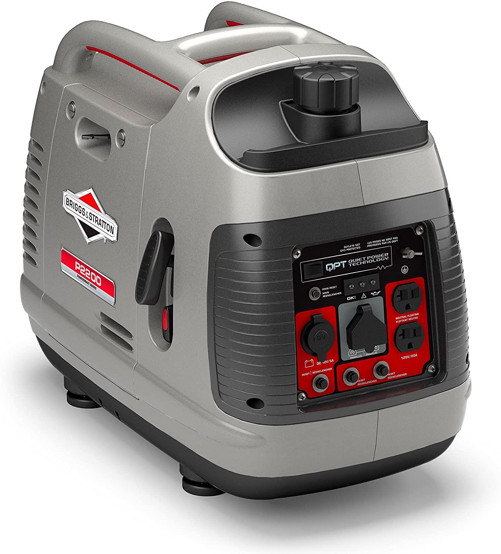 best off grid generator briggs stratton p2200