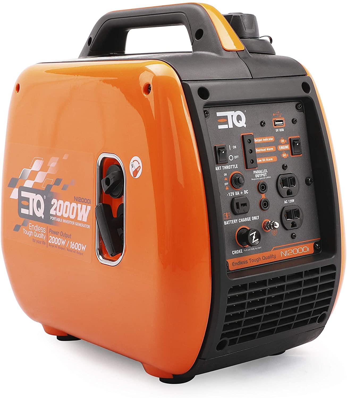 best off grid generator etq ni2000i