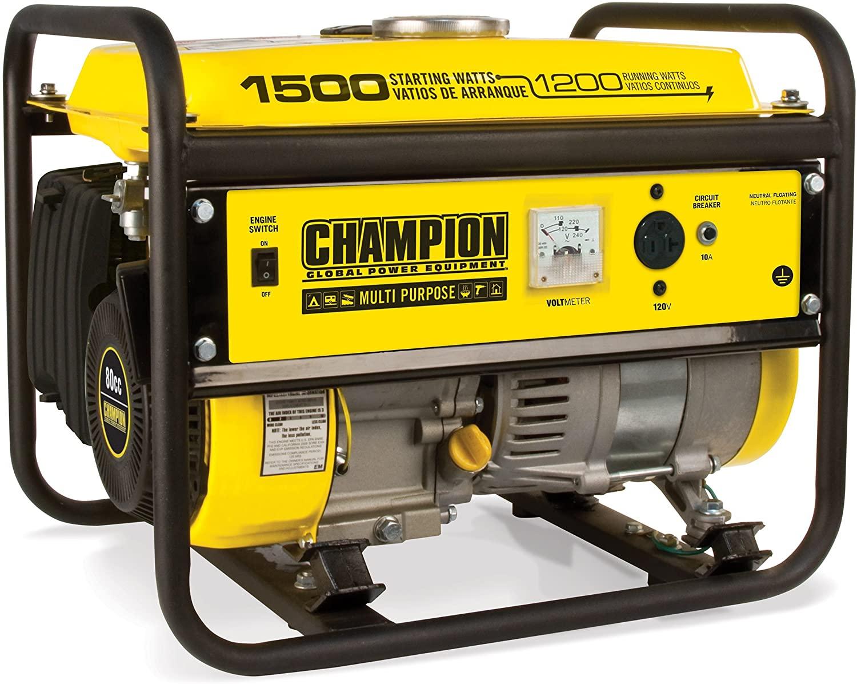 best off grid genreator champion power equipment 42436