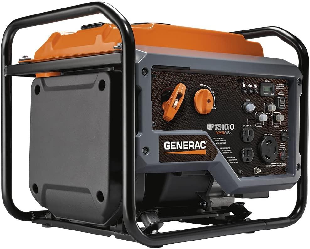 best off grid genreator generac gp3500io