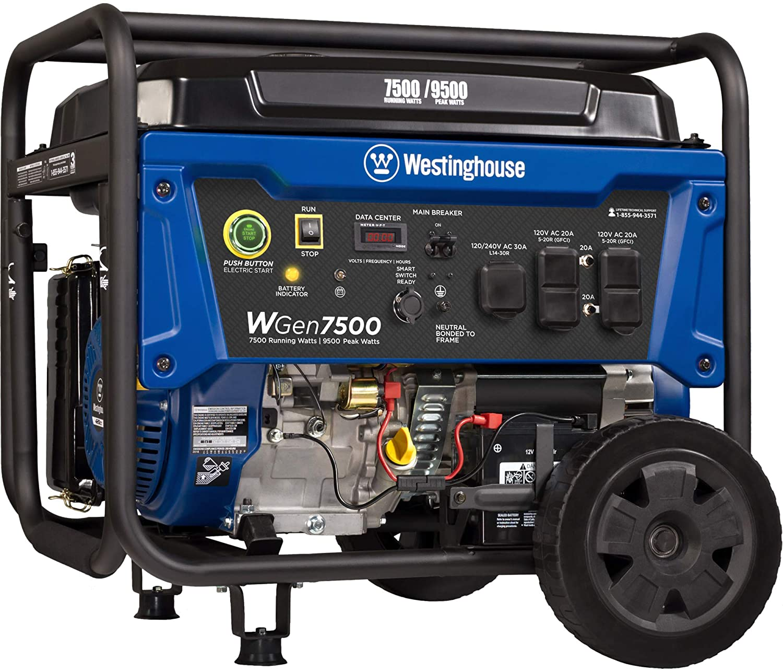 best off grid genreator westinghouse wgen 7500